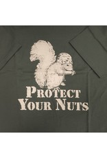 MARSHLANDS PROTECT YOU NUTS T-SHIRT