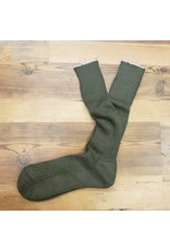 SURPLUS CANADIAN 60/40 WOOL SOCK -NEW