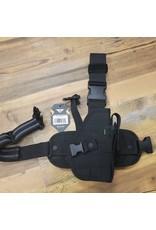 CONDOR TACTICAL CONDOR UNIVERSAL LEG HOLSTER BLACK