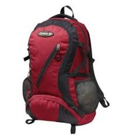WORLD FAMOUS SALES HIKER DAYPACK 1475-RED