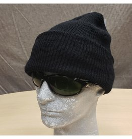 ROTHCO WOOL WATCH CAP -BLACK