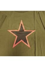 ROTHCO STAR T-SHIRT -OLIVE