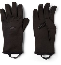 OUTDOOR RESEARCH OR WATERPROOF LINERS - BLACK