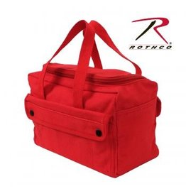 ROTHCO WIDE MOUTH MECHANICS BAG RED