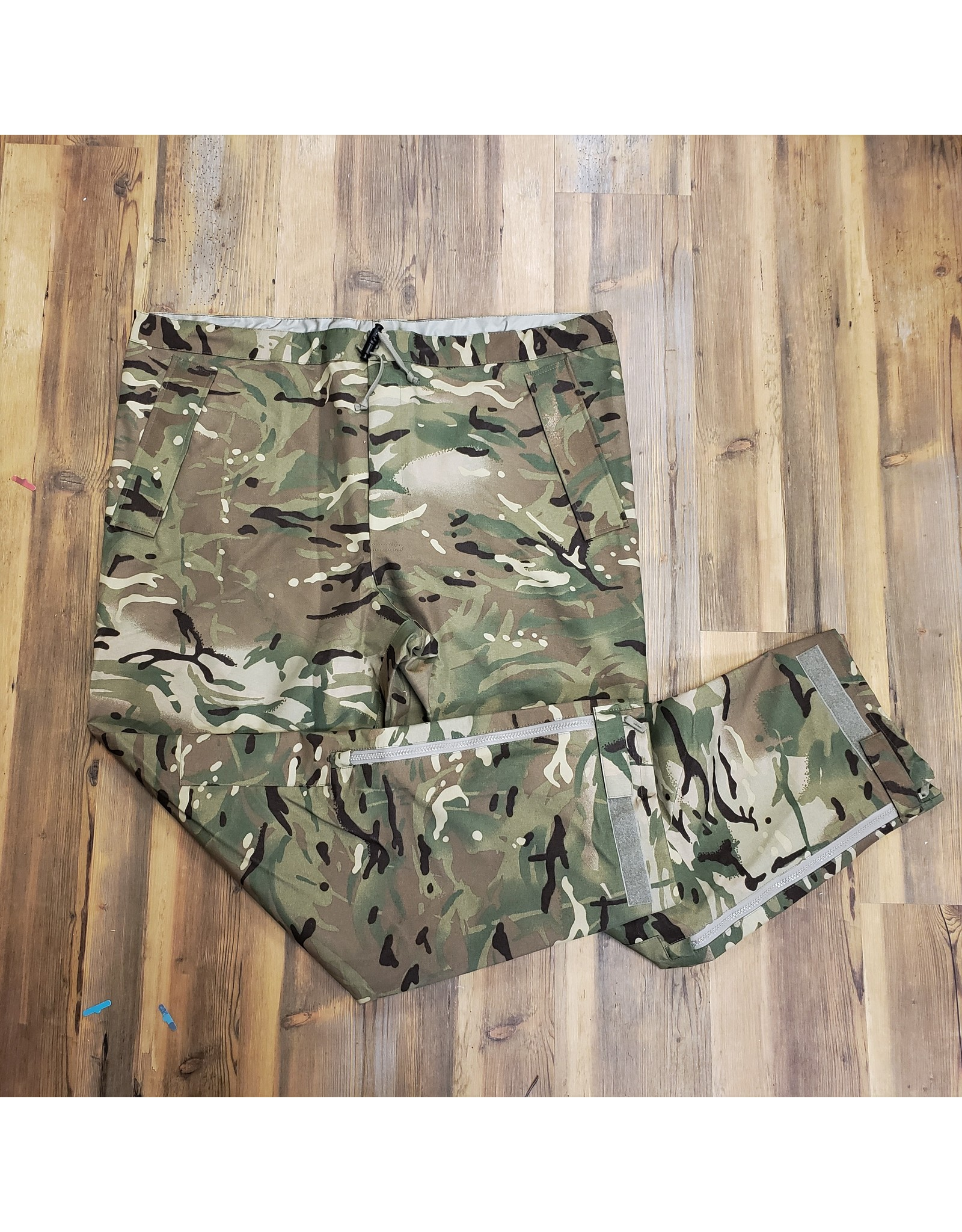 SURPLUS BRITISH MTC GORETEX PANT 2XL