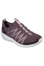 SKECHERS 23757 ARYA WOMEN'S SHOES, PLUM