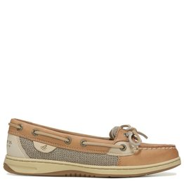 SPERRY WOMEN'S SPERRY ANGEL FISH SLIP-ON LINER OAT BOAT SHOE