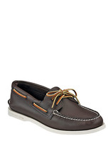 SPERRY SPERRY AUTHENTIC BROWN ORIGINAL BOAT SHOE
