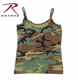 ROTHCO CAMO TANK TOP (ladies)