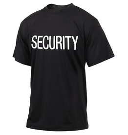 ROTHCO QUICK DRY PERFORMANCE SECURITY SHIRT