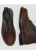 DR. MARTENS DR. MARTENS COCOA WINTERGRIP LACE UP BOOTS