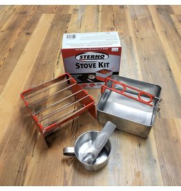 SURPLUS STERNO STOVE KIT