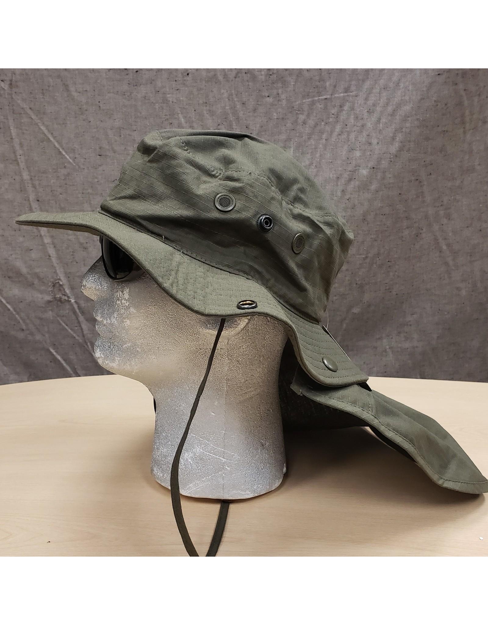 FOX TACTICAL GEAR BOONIE CAP With SUN FLAP-OSFM