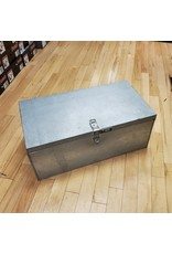 CANADIAN SURPLUS LARGE BARRACK BOX-TIN-USED