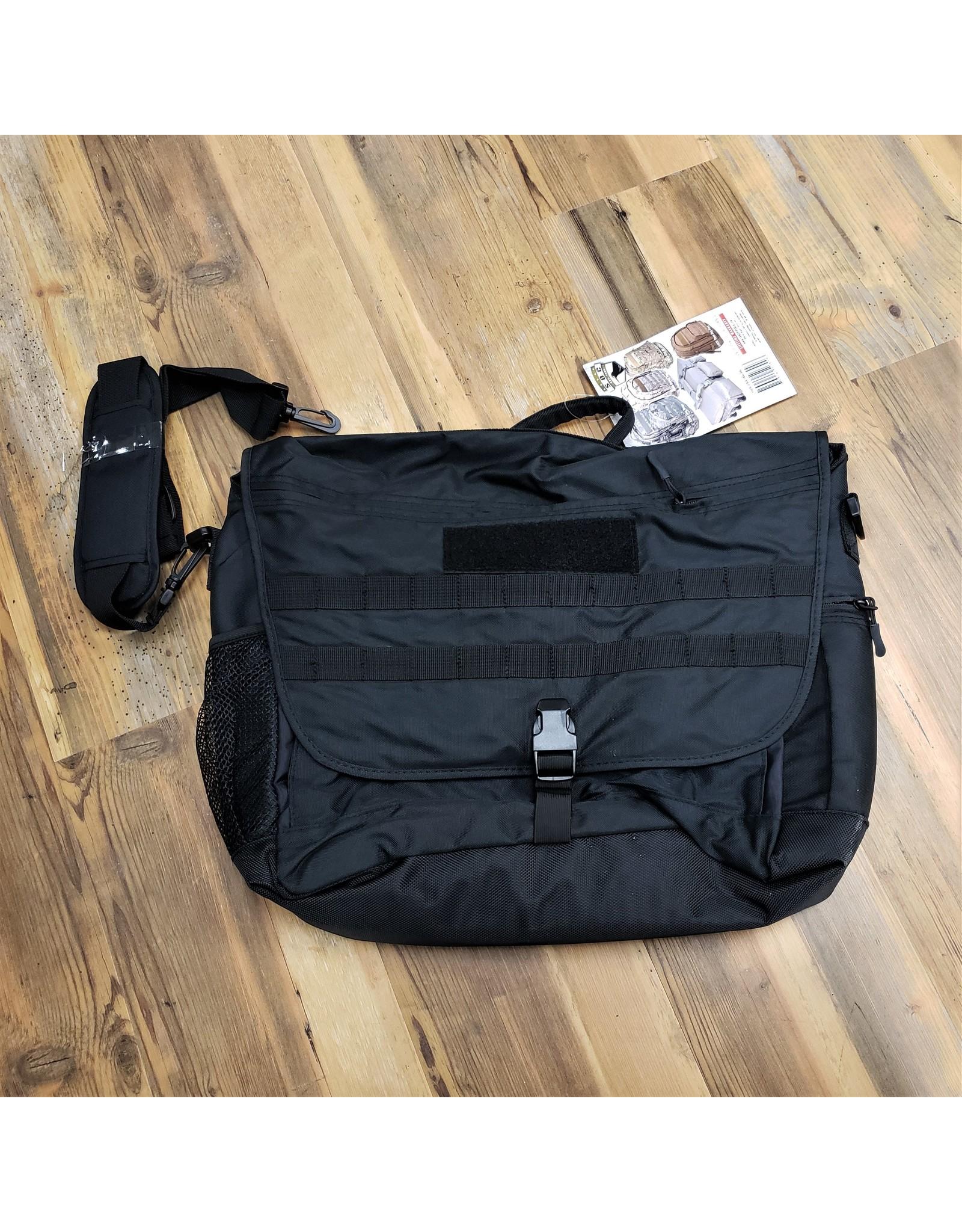 SCHWARTZMAN EXPORT IMPORT SANDPIPER  Frag II Bag-BLACK