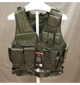 RED ROCK OUTDOOR GEAR RED ROCK CROSS DRAW VEST