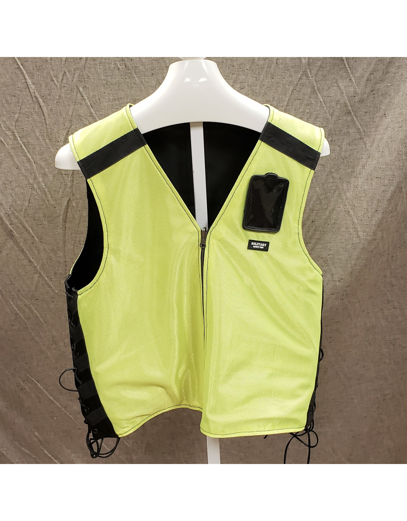 FIRST CLASSICS FIRST CLASSIC REVERSIBLE LEATHER  VEST