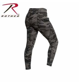 ROTHCO WOMEN'S WORKOUT PERFORMANCE CAMO LEGGINGS