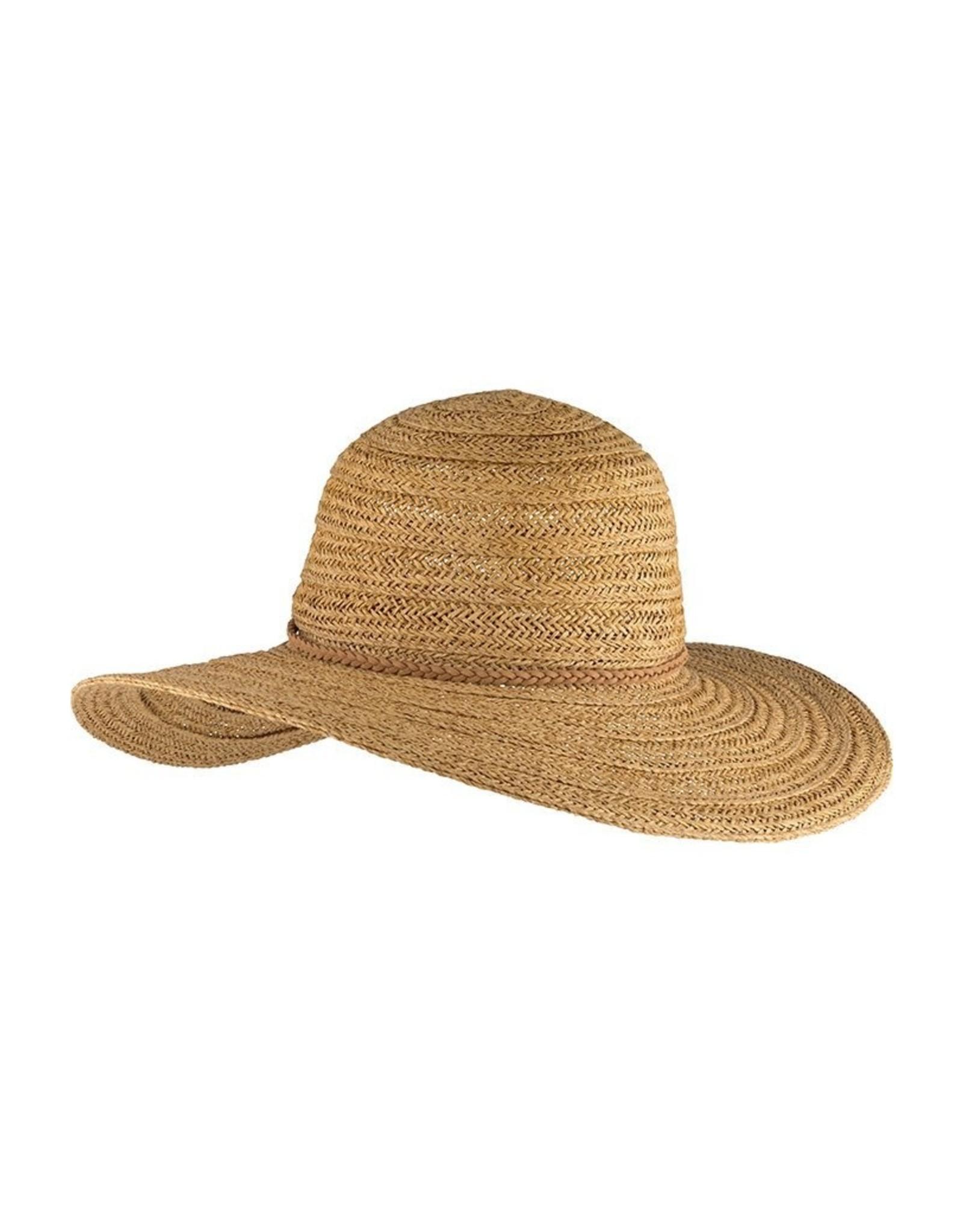 KOORINGAL LADIES' WIDE-BRIM HAT - TESS