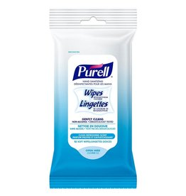 REDPINE OUTDOOR EQUIPMENT PURELL HAND SANITIZING WIPES