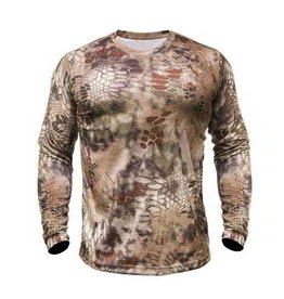 KRYPTEK HYPERION LONG-SLEEVE CREW TOP