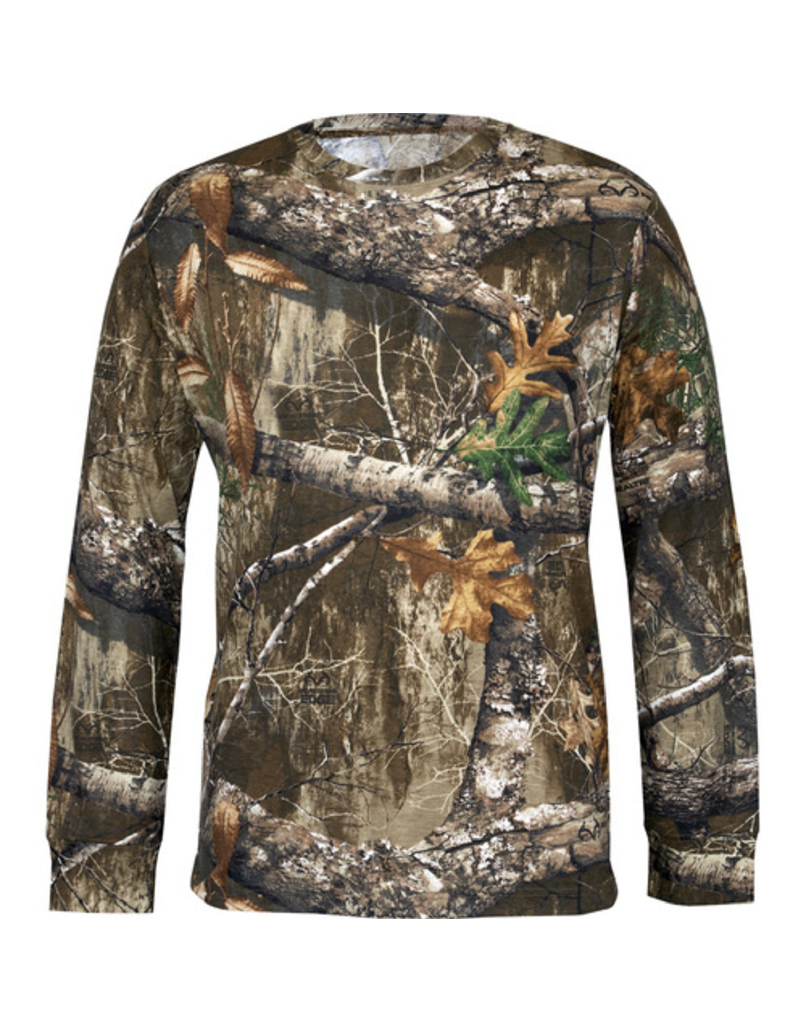 HABIT REALTREE LONG-SLEEVE CREW TOP