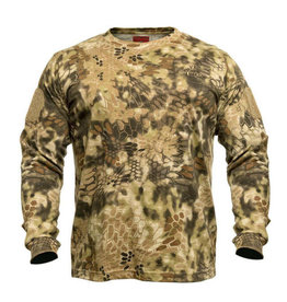 KRYPTEK STALKER LONG-SLEEVE CREW TOP