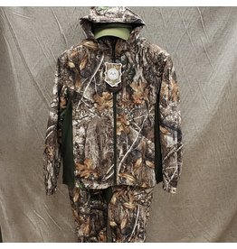 HABIT 2 PIECE REALTREE WATERPROOF SCENT FACTOR HUNTING SET