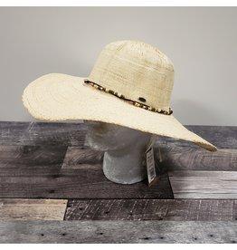 KOORINGAL HWL-0163 LADIES' WIDE-BRIM HAT - SIENNA