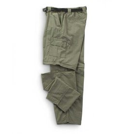 GUIDE'S CHOICE GUIDE CHOICE TRAVEL ZIP OFF PANT