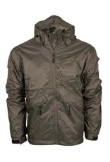 GUIDE'S CHOICE STORM LITE PACKABLE JACKET-OLIVE