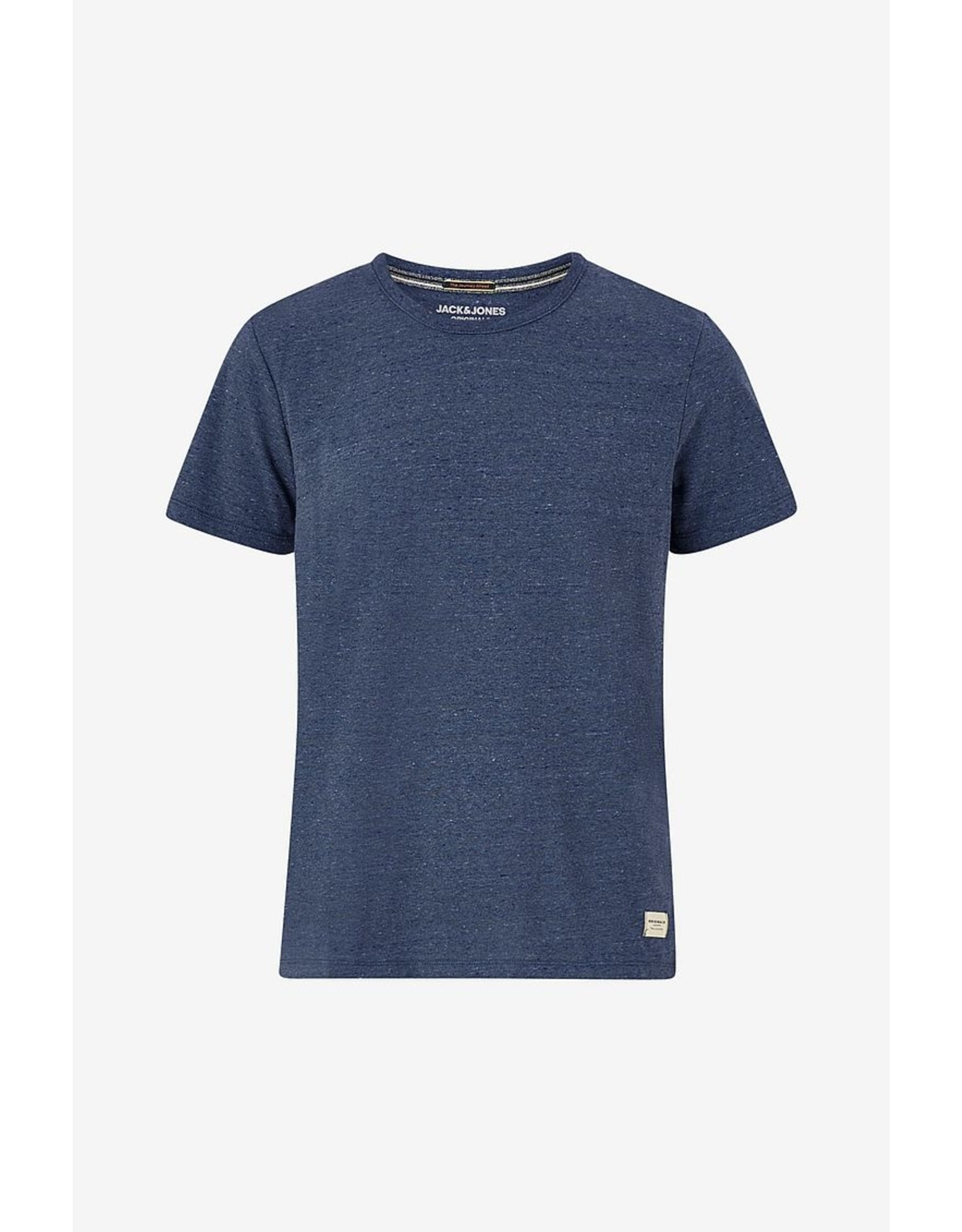 JACK & JONES JACK AND JONES JORWINSTON TEE SS CREW NECK