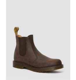 DR. MARTENS DR. MARTENS GAUCHO CRAZY HORSE LEATHER CHELSEA BOOTS