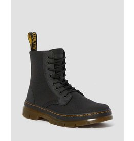 DR. MARTENS DR. MARTENS BLACK COMBS POLY CASUAL BOOTS