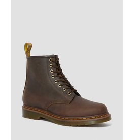 DR. MARTENS DR. MARTENS CRAZY HORSE LEATHER LACE UP BOOTS