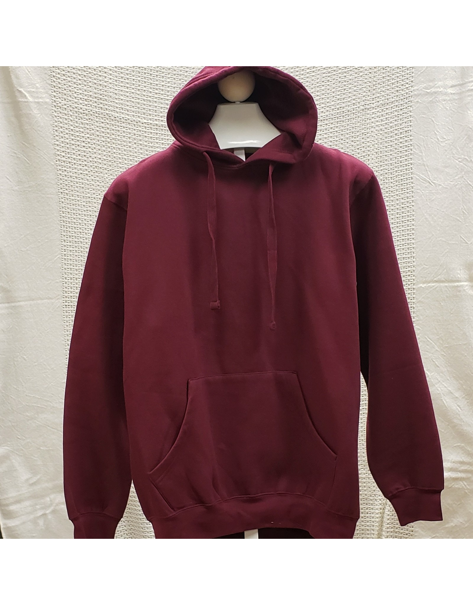 MARSHLANDS MILLTEX PLAIN PULLOVER HOODIES