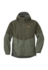 OUTDOOR RESEARCH MEN'S FORAY RAIN SHELL