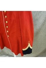 CANADIAN SURPLUS RMC  ROYAL MILITARY COLLEGE RED DRESS TUNIC-7342