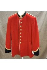 CANADIAN SURPLUS RMC  ROYAL MILITARY COLLEGE RED DRESS TUNIC