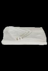 SURPLUS WHITE COTTON HOSPITAL BLANKET