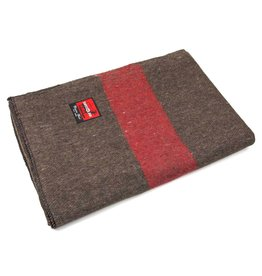 SURPLUS BROWN SWISS LINK BLANKET