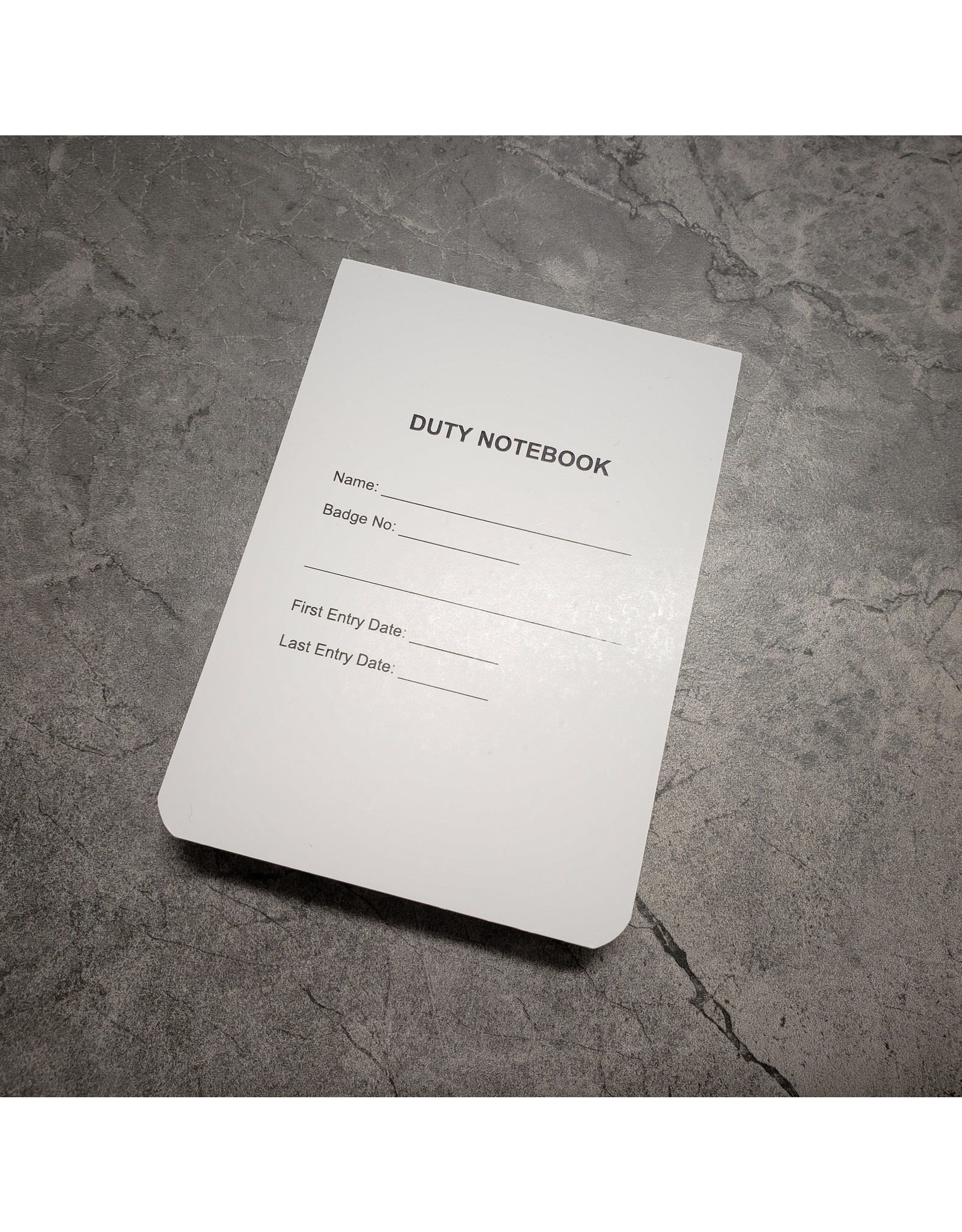 DUTYNOTEBOOKS DUTY NOTEBOOK 3.5X5.5""