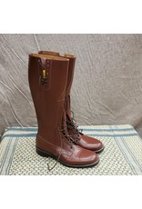 CANADIAN SURPLUS RCMP RIDING BOOTS NEW -11