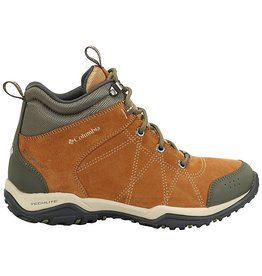 COLUMBIA SPORTSWEAR FIRE VENTURE MID SUEDE WP LADIES HIKER