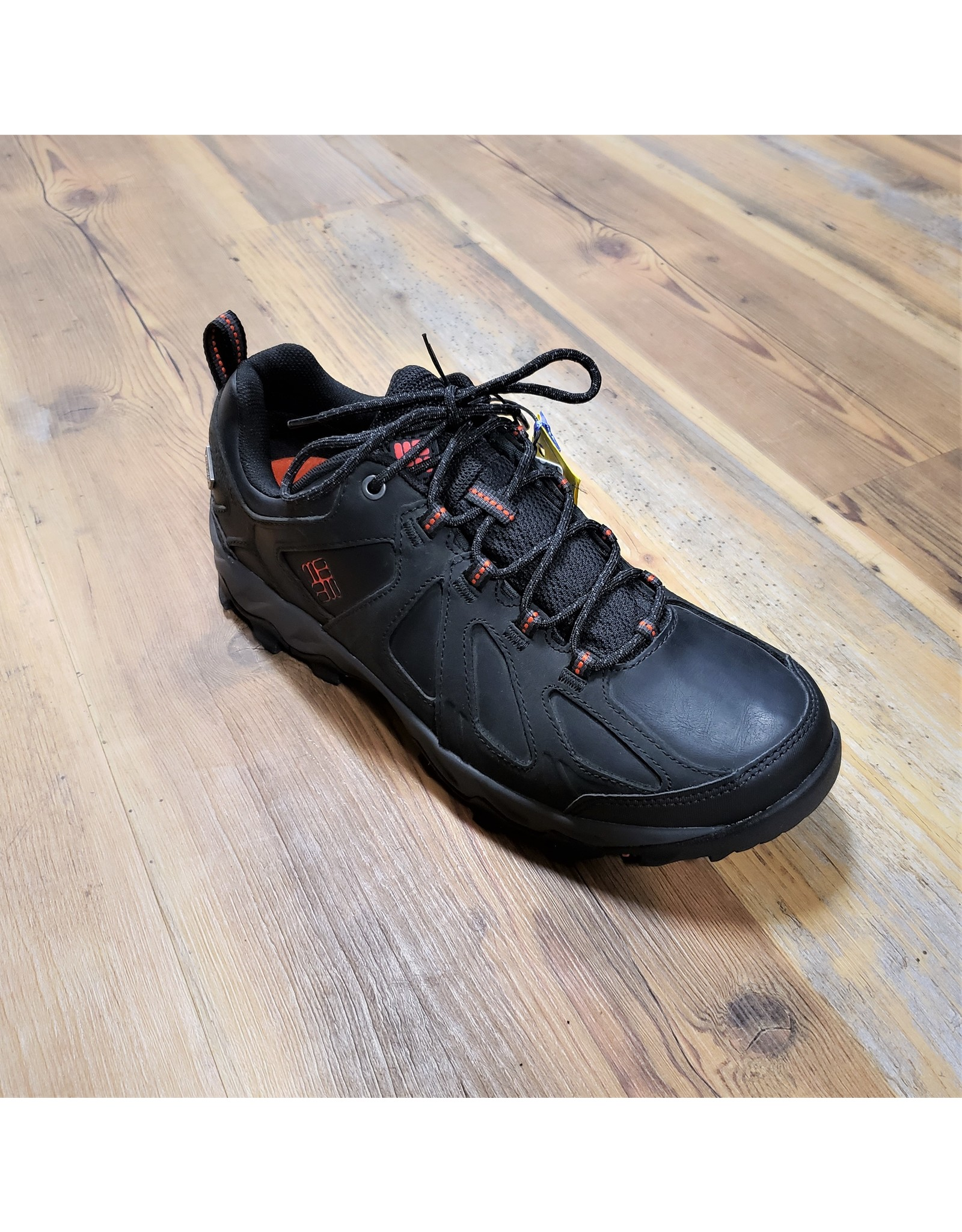 COLUMBIA SPORTSWEAR PEAK FREAK LOW MENS LEATHER OUTDRY HIKE SHOE