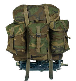 U.S. SURPLUS MEDIUM U.S. ALICE PACK WITH FRAME