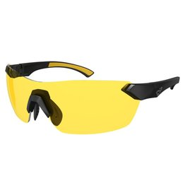 RYDERS NIMBY POLY MATTE BLACK - YELLOW / YELLOW LENS