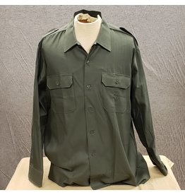 EUROPEAN SURPLUS GERMAN OLIVE SHIRT