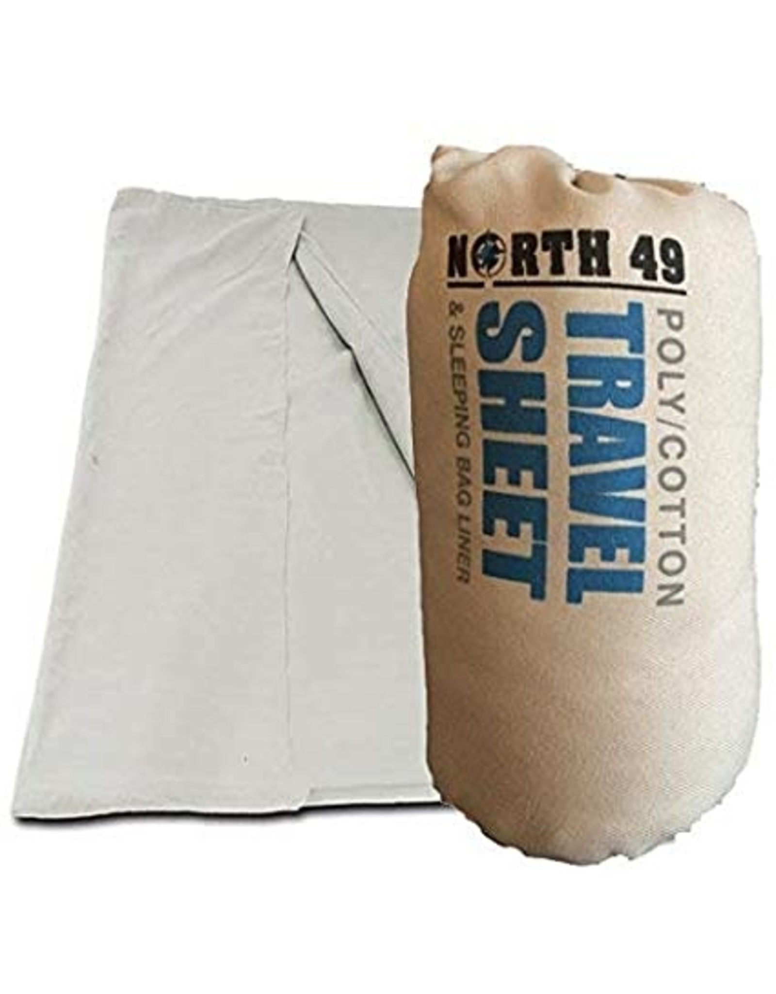 NORTH 49 SLEEPING BAG LINER/HOSTEL BAG