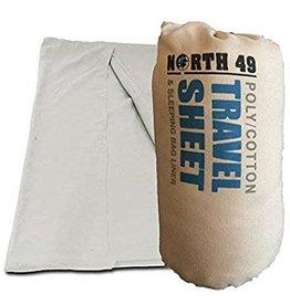 NORTH 49 SLEEPING BAG LINER/HOSTEL BAG